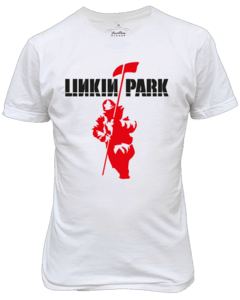 Camiseta Linkin Park Rock n' Roll Banda de Rock