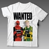 Camiseta Deadpool Hydra Wanted