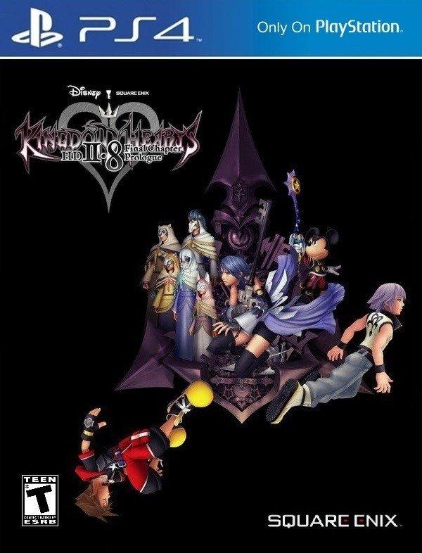 Juego Digital Ps4 Kingdom Hearts Hd 2 8 Final Chapter Prologue