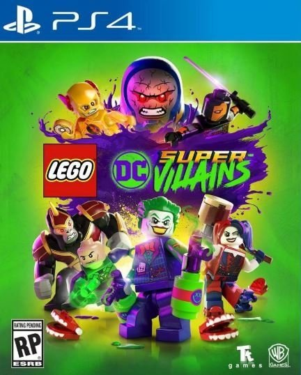 Juego Digital Ps4 Lego Dc Super Villains Ndmplay