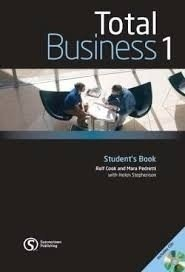 TOTAL BUSINESS 1 - PRE-INTERMEDIATE - STUDENT BOOK