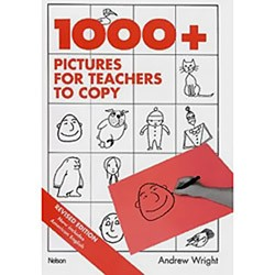 1000+ PICTURES FOR TEACHERS TO COPY - NOW INCLUDES AMERICAN ENGLISH - REVIS