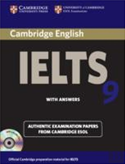 CAMBRIDGE IELTS 9 - SELF-STUDY PACK - STUDENT S BOOK WITH ANSWERS AND AUDIO