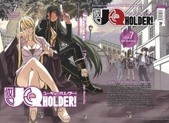 UQ HOLDER! #07 - TORNEIO ULTIMAHORA - comprar online