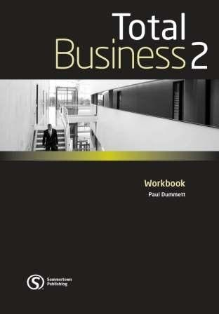 TOTAL BUSINESS 2 - INTERMEDIATE - WORKBOOK WITH KEY