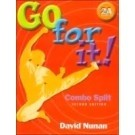 GO FOR IT! 2A - STUDENT BOOK WITH WORKBOOK - SECOND EDITION