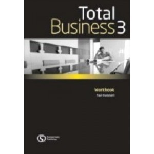 TOTAL BUSINESS 3 - UPPER-INTERMEDIATE - WORKBOOK WITH KEY