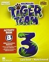 TIGER TEAM 3B - ACTIVITY BOOK WITH PROGRESS JOURNAL
