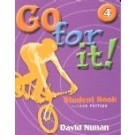 GO FOR IT! 4 - STUDENT BOOK - SECOND EDITION