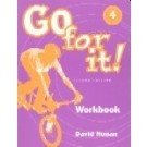 GO FOR IT! 4 - WORKBOOK - SECOND EDITION