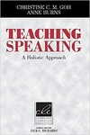 TEACHING SPEAKING - A Holistic Approach