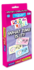 PLAY TO LEARN - WHAT TIME IS IT? (JOGO DE CARTAS)