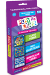 PLAY TO LEARN - QUESTIONS AND VERBS 3 JOGOS DE TABULEIRO