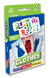 PLAY TO LEARN - CLOTHES (JOGO DE CARTAS)