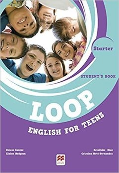 LOOP ENGLISH FOR TEEN STARTER - STUDENT'S BOOK (+ DIGITAL BOOK)