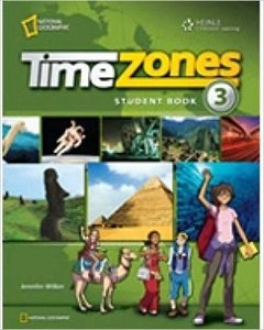 TIME ZONE 3 - STUDENT'S BOOK + MULTIROM