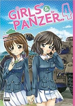 GIRLS AND PANZER #04
