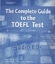 THE COMPLETE GUIDE TO THE TOEFL IBT - AUDIO CDS