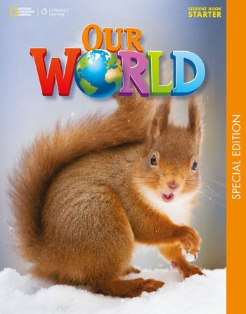 OUR WORLD STARTER - STUDENT'S BOOK (SPECIAL EDITION)