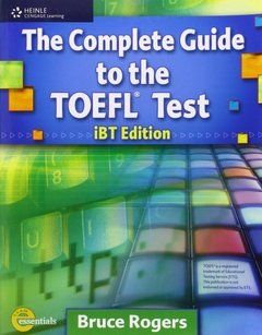 THE COMPLETE GUIDE TO THE TOEFL TEST - IBT EDITION - comprar online