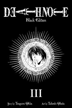 DEATH NOTE BLACK EDITION #03