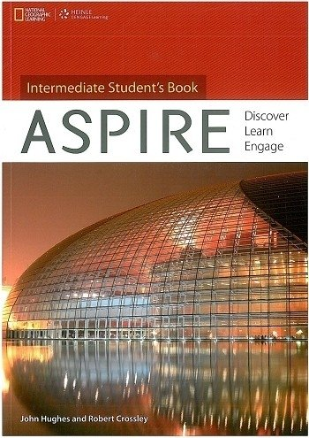 ASPIRE INTERMEDIATE - STUDENT S BOOK WITH DVD