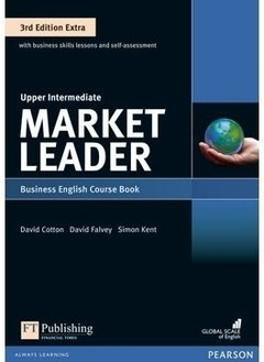 MARKET LEADER UPPER-INTERMEDIATE  THIRD EDITION EXTRA - STUDENT S BOOK WITH DVD-ROM -