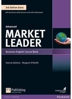 MARKET LEADER ADVANCED  THIRD EDITION EXTRA - STUDENT S BOOK WITH DVD-ROM