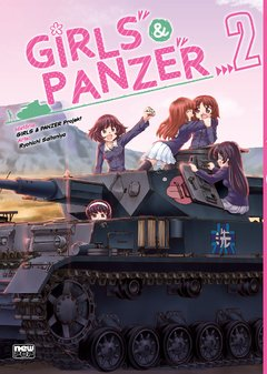 GIRLS AND PANZER #02