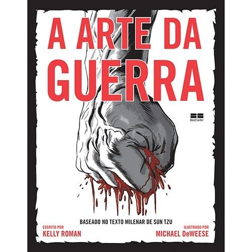 A ARTE DA GUERRA: GRAPHIC NOVEL