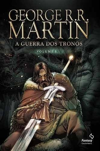 A GUERRA DOS TRONOS VOLUME 1 GRAPHIC NOVEL