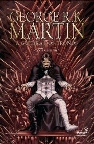 A GUERRA DOS TRONOS VOLUME 3 GRAPHIC NOVEL