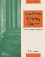 ACADEMIC WRITING COURSE - STUDENT S BOOK - THIRD EDITION