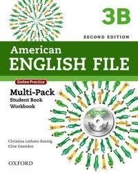 American English File 3B - Student's Book - Second Edition