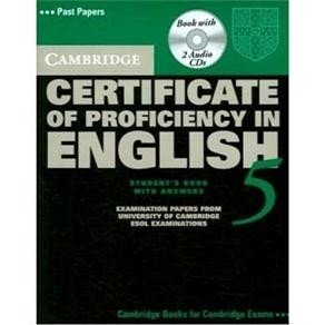 CERTIFICATE OF PROFICIENCY IN ENGLISH 5 - STUDENT S BOOK WITH ANSWERS