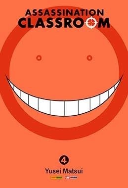 ASSASSINATION CLASSROOM #04