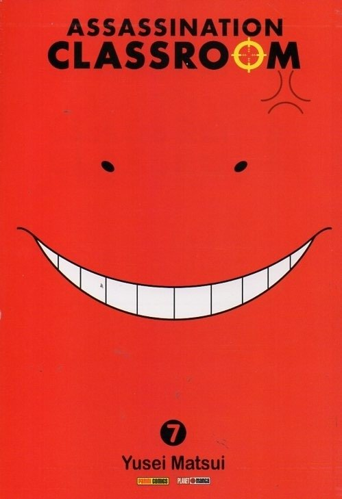 ASSASSINATION CLASSROOM #07