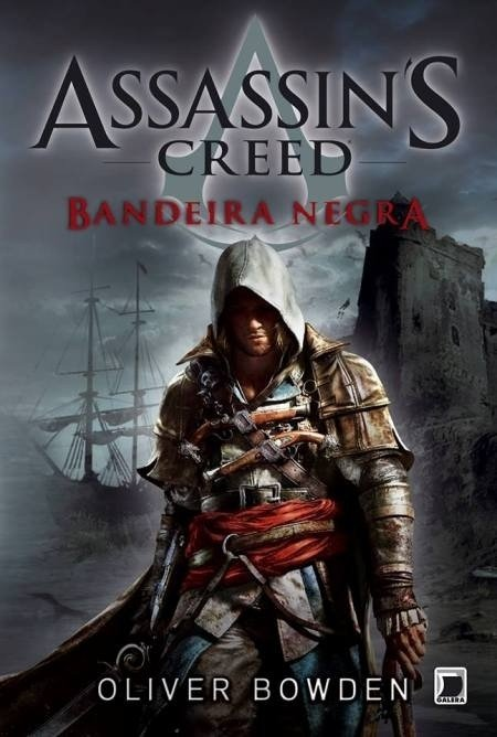 ASSASSINS CREED - BANDEIRA NEGRA