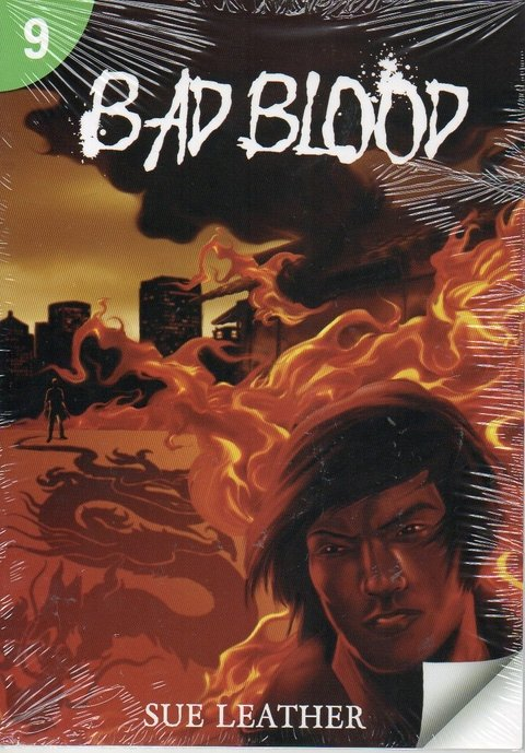 BAD BLOOD - PAGE TURNERS - LEVEL 9