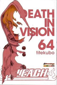 BLEACH #64 - DEATH IN VISION