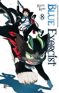BLUE EXORCIST #08