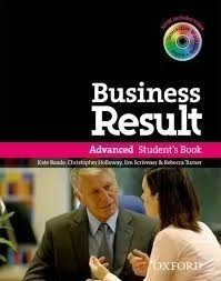 BUSINESS RESULT ADVANCED - STUDENT S BOOK WITH INTERACTIVE WORKBOOK + AUDIO