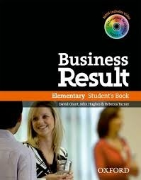 BUSINESS RESULT ELEMENTARY - STUDENT S BOOK BOOK WITH INTERACTIVE WORKBOOK
