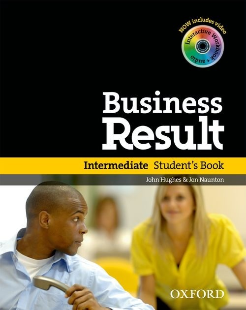 BUSINESS RESULT INTERMEDIATE - STUDENT S BOOK BOOK WITH INTERACTIVE WORKBOO