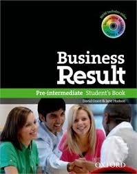 BUSINESS RESULT PRE-INTERMEDIATE - STUDENT S BOOK BOOK WITH INTERACTIVE WOR