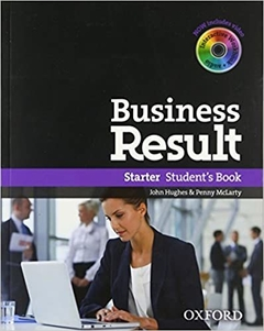 BUSINESS RESULT STARTER - STUDENT S BOOK WITH DVD-ROM AND ONLINE WORKBOOK PACK