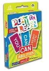 PLAY TO LEARN - CAN ABILITIES (JOGO DE CARTAS)