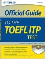 OFFICIAL GUIDE TO THE TOEFL ITP TEST WITH CD ROM