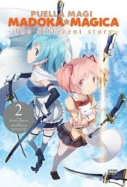 PUELLA MAGI MADOKA MAGICA - THE DIFFERENT STORY #02