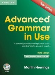 ADVANCED GRAMMAR IN USE - BOOK WITH ANSWERS AND INTERACTIVE EBOOK - 3RD EDITION